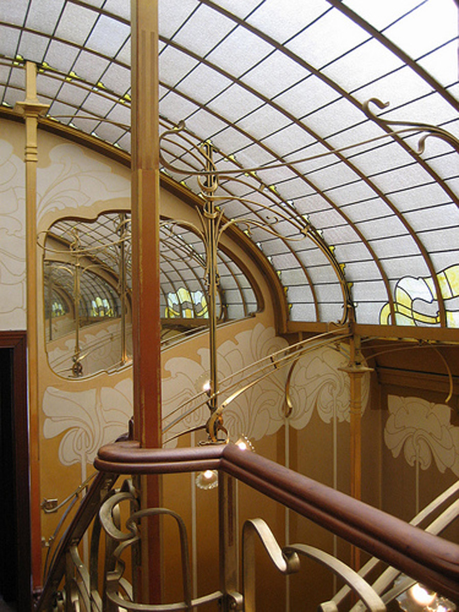 Pictures of art nouveau architecture for Architecture art nouveau